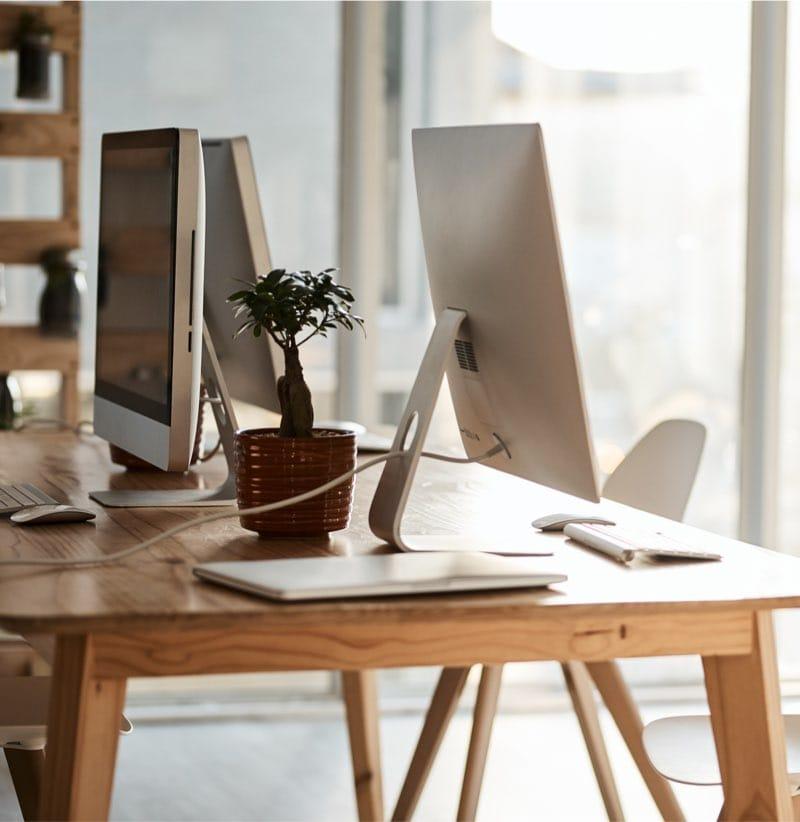 Creative Workspace Modern Desk