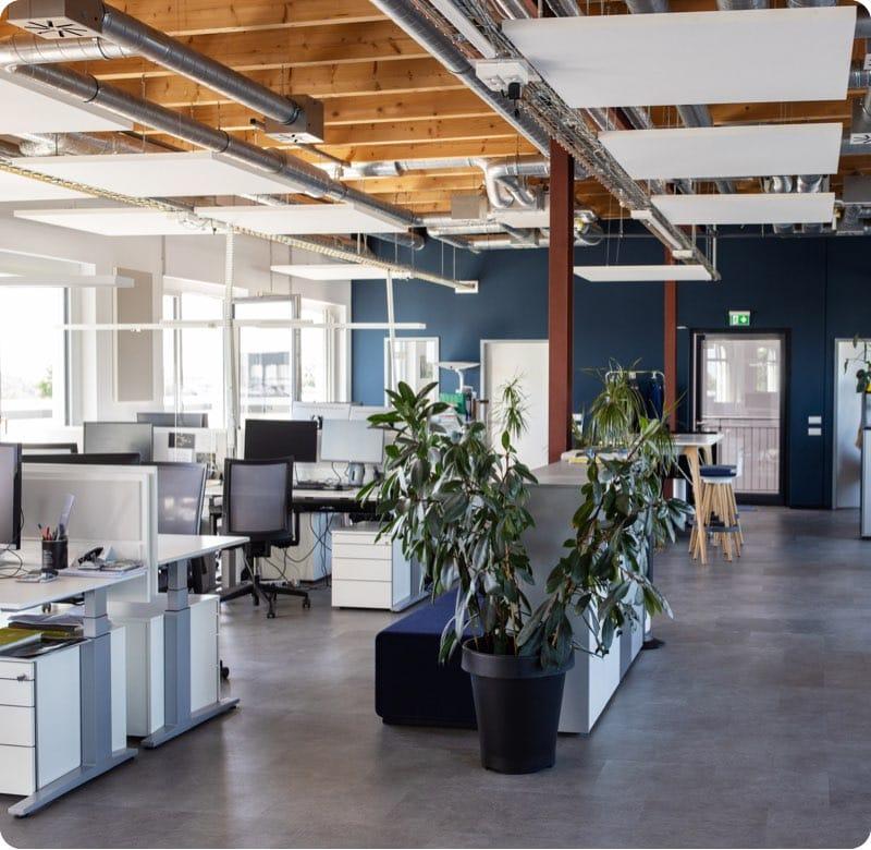 Open Floor Creative Office